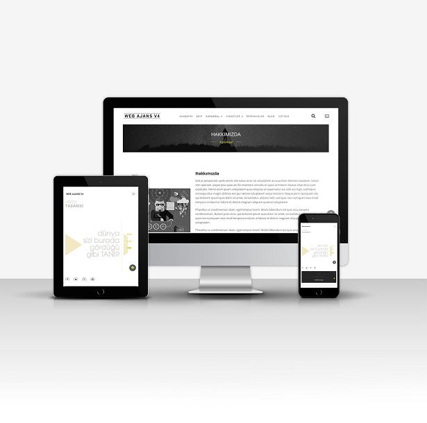 Web Ajans V4
