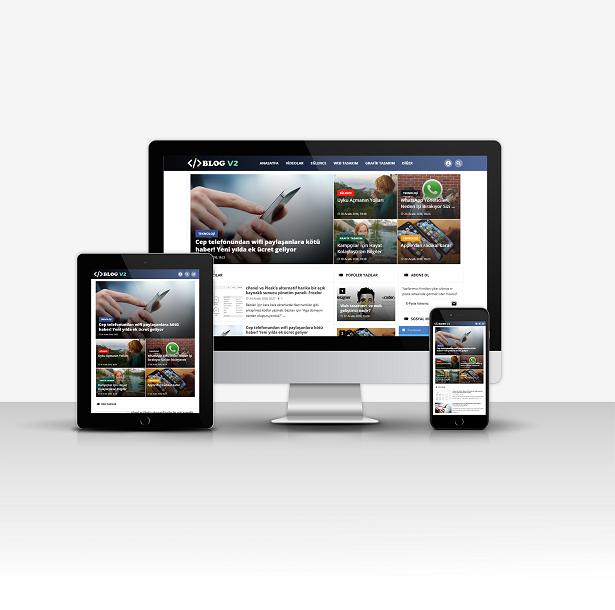 Blog-Portal V2