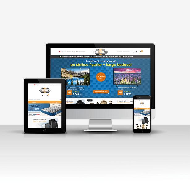 Ürün Satış Sitesi