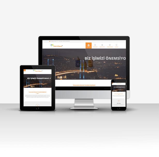 Web Tasarım & Ajans V1